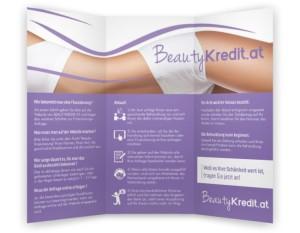 beautykredit folder individuell